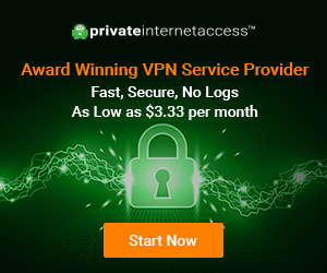 With Private Internet Access, Buy Safe and Secure VPN
